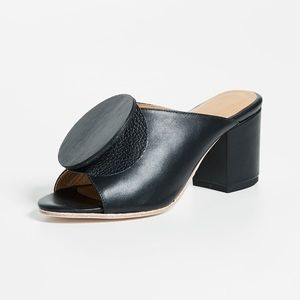 """Shoes - """"The Palatines"""" Salio Black Shoes"""